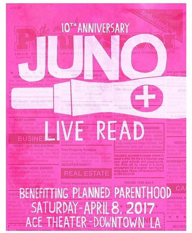 Anne Hathaway Jason Sudeikis Ellen: Juno Live Read Tonight! Come Have Fun And Let's Raise A